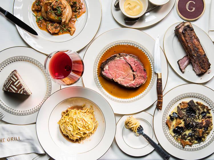 Find the best restaurants in Midtown NYC