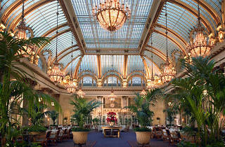 Garden Court at the Palace Hotel