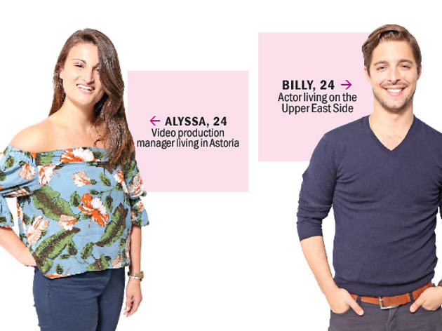 Meet The Undateables: Alyssa and Billy