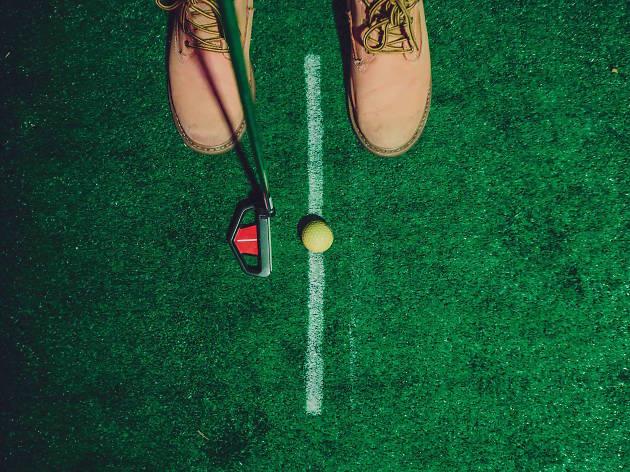 Mini Golf-o-Rama