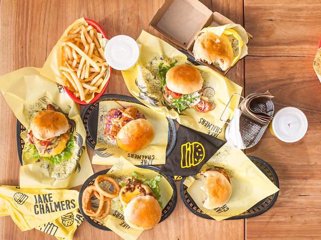 Jake Chalmers Burgers