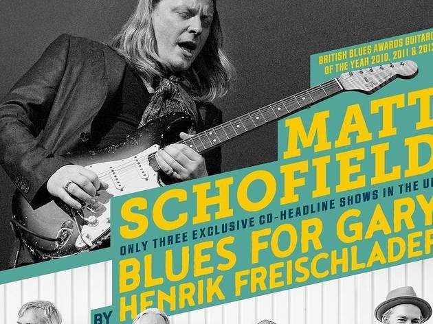 Matt Schofield & Henrik Freischlader