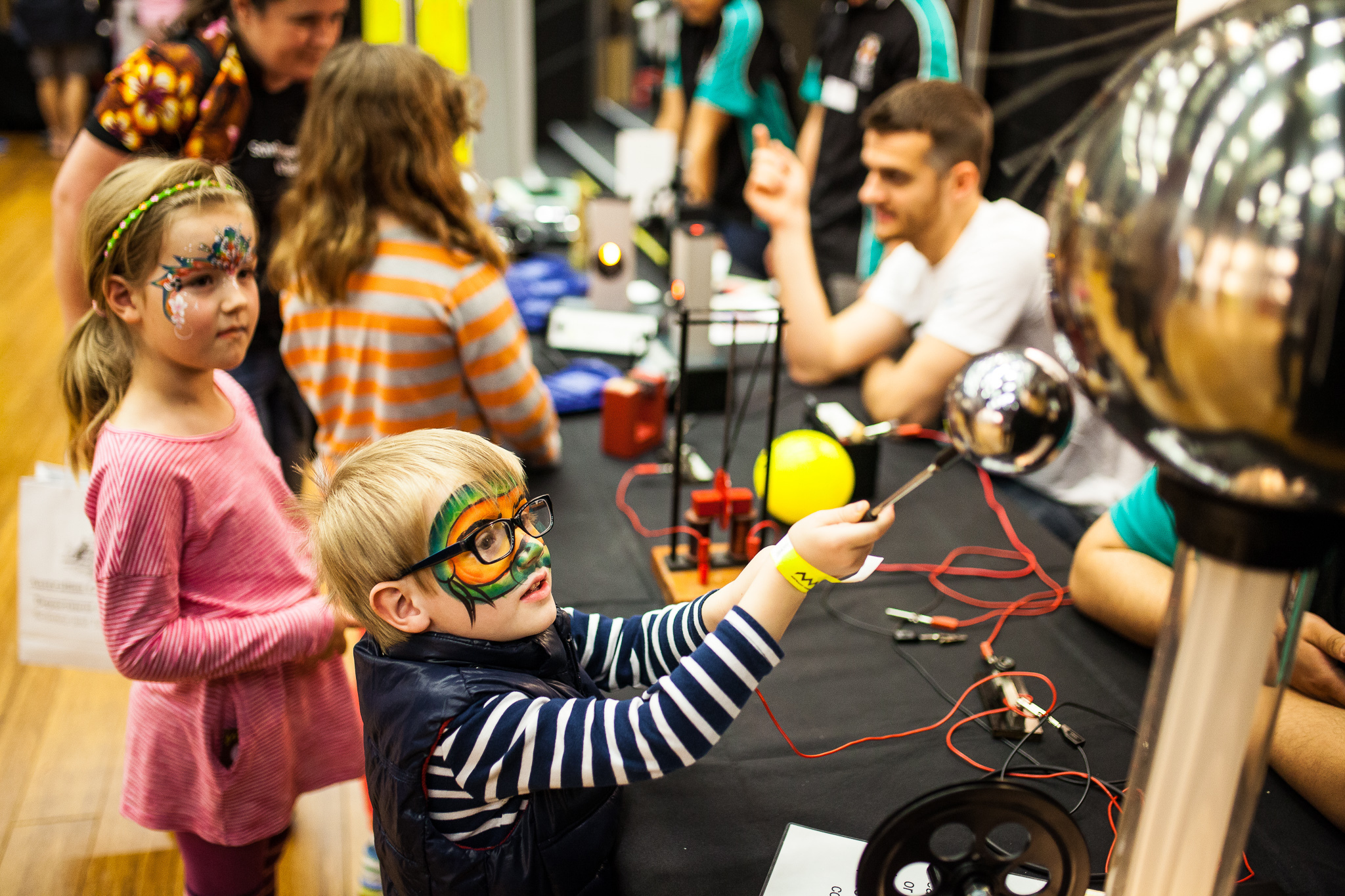 Super Science Saturday Science Festival Sydney