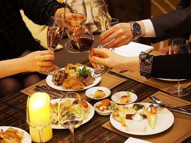'Unwind with Opulence' Happy Hour @ Grand InterContinental Seoul Parnas