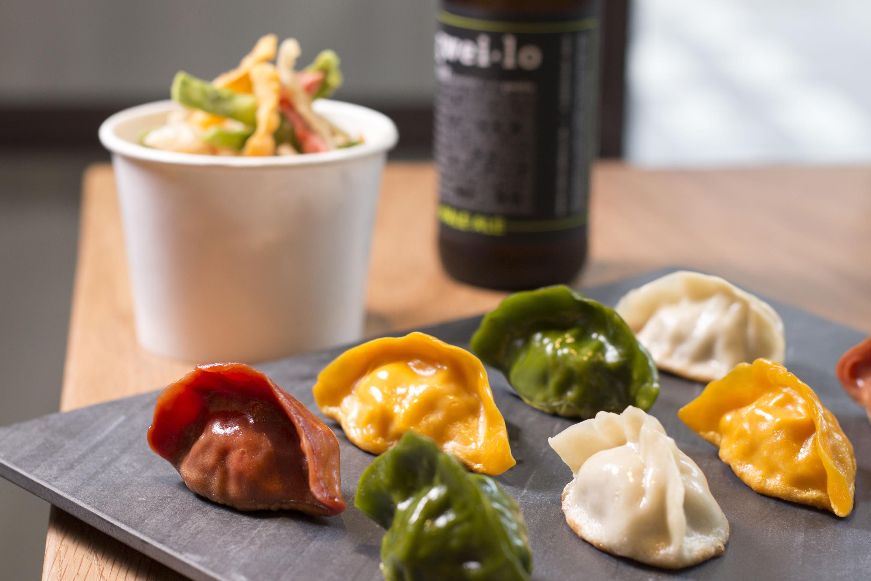 jin jiao dumplings