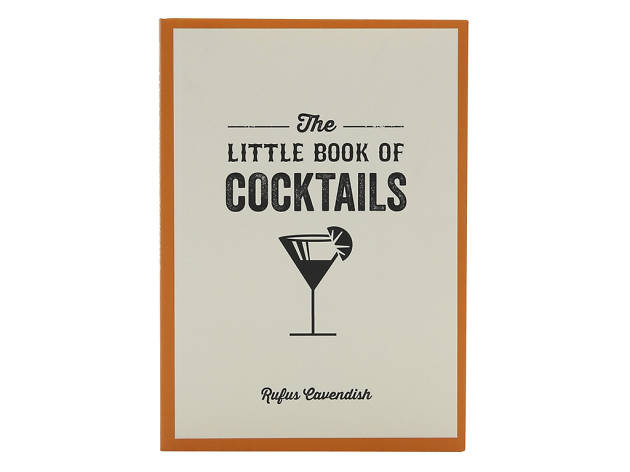 Cocktail essentials: The Little Book of Cocktails, The Whisky Exchange