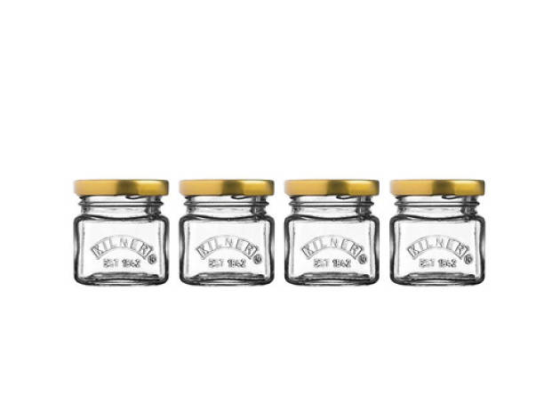 Cocktail essentials: Kilner Shot Glasses