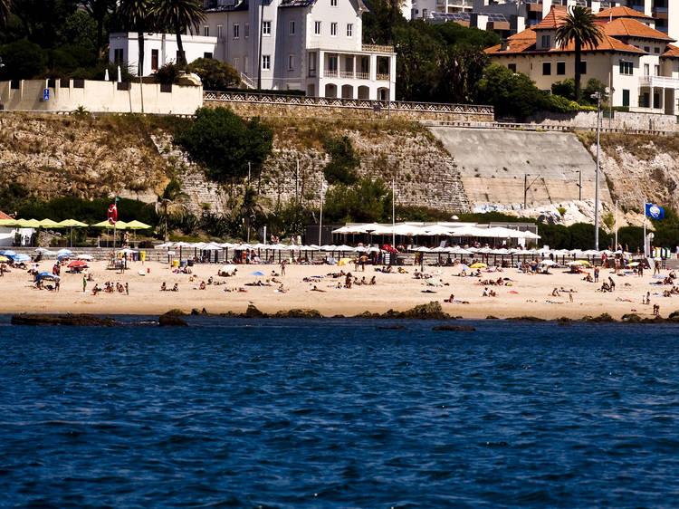 Praia das Moitas