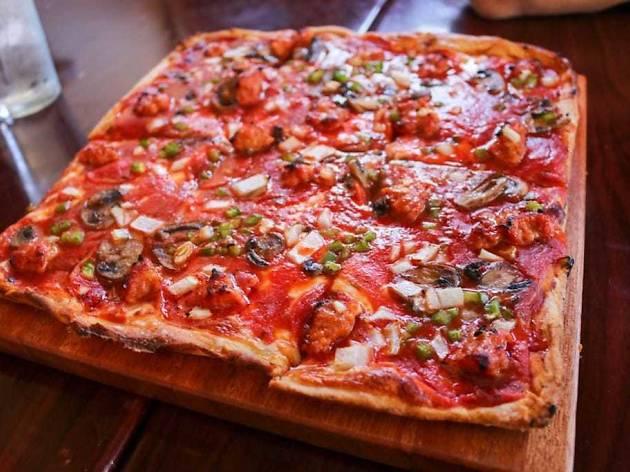 santucci's pizza