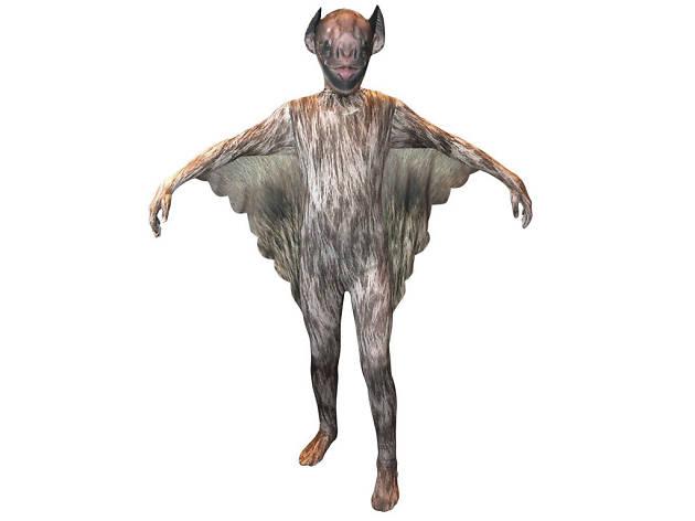 Weird Amazon: Vampire Bat Kids Morphsuit