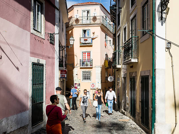 """Head to Alfama to listen to Fado and you'll understand why they call it """"Lisbon's song""""."""