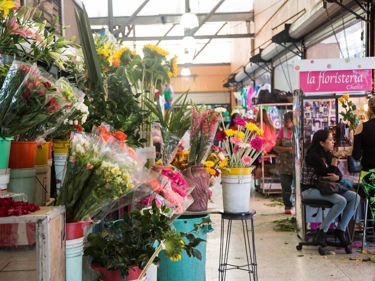 Mercado Escandón