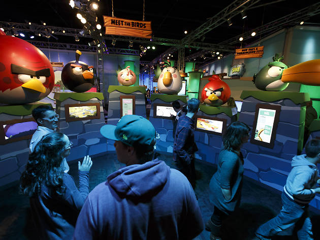 Angry Birds Universe: The Art and Science of a Global Phenomenon