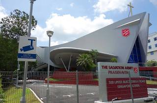 Salvation Army Praisehaven Mega Family Store