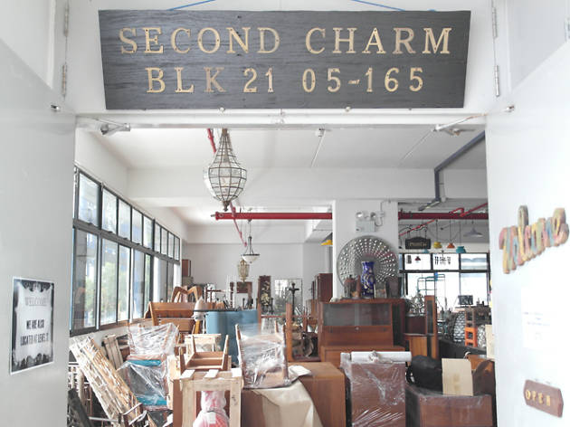 Second Charm   Shopping in Kallang, Singapore
