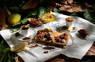 Chocolate Degustation at SPRMRKT