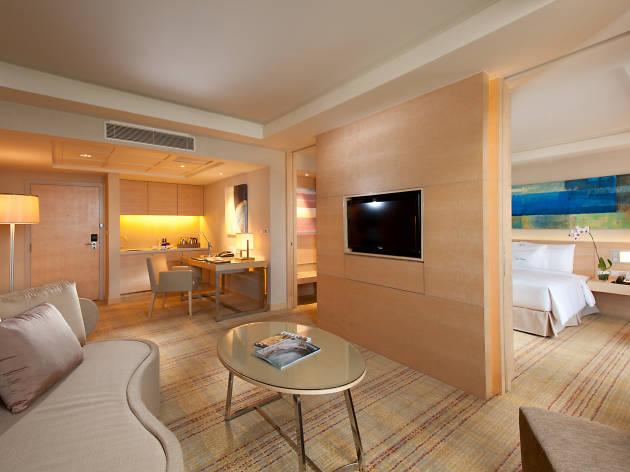 DoubleTree by Hilton Kuala Lumpur's Executive Suite