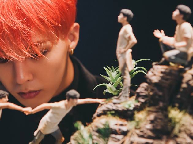 G Dragon 2017 World Tour ACT III, M.O.T.T.E. in Bangkok