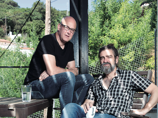 Àlex Rigola i Gonzalo Cunill