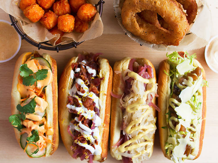 The best hot dogs in NYC