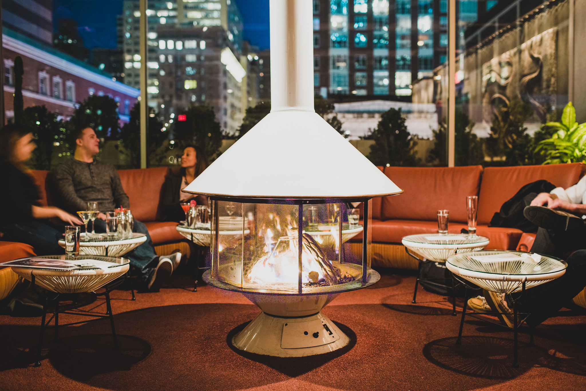 Awesome rooftop bars to visit over the holidays