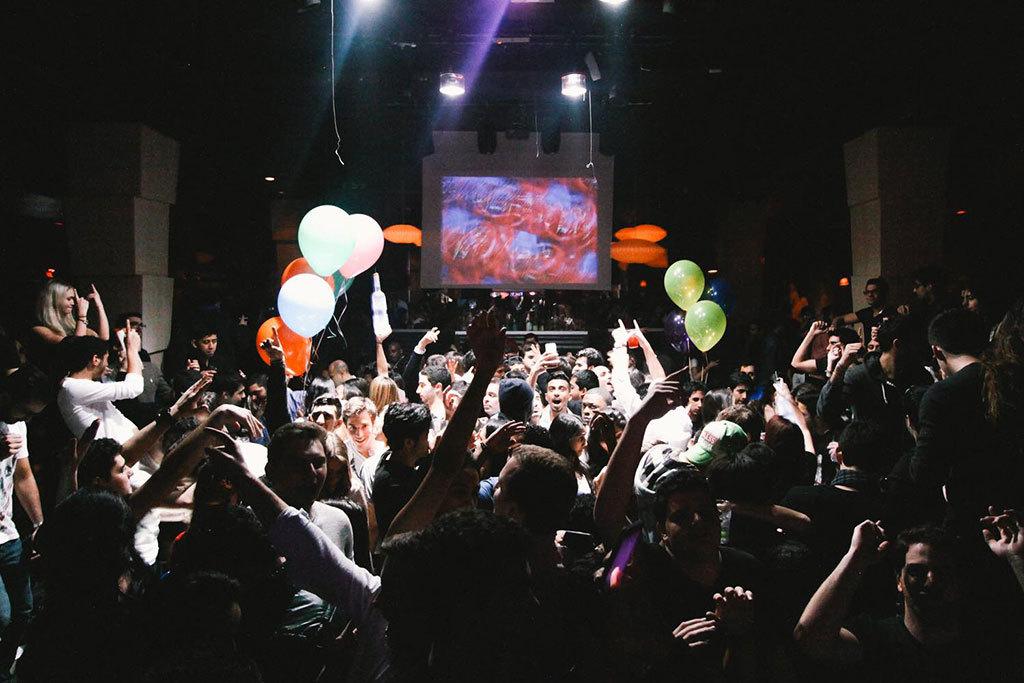 thursday night boston nightlife