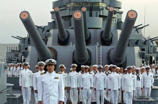 USS Indianapolis: Homens de Coragem