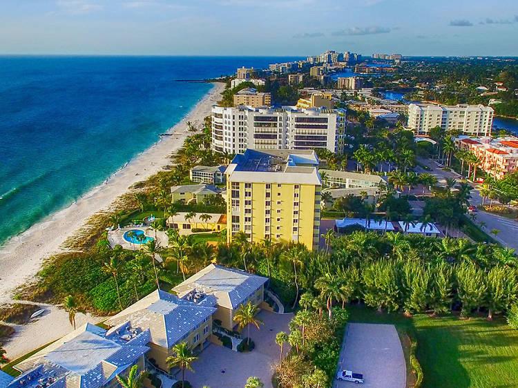 Best city to sport a bikini: Naples, FL