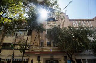 Edificio Marti, Escandón