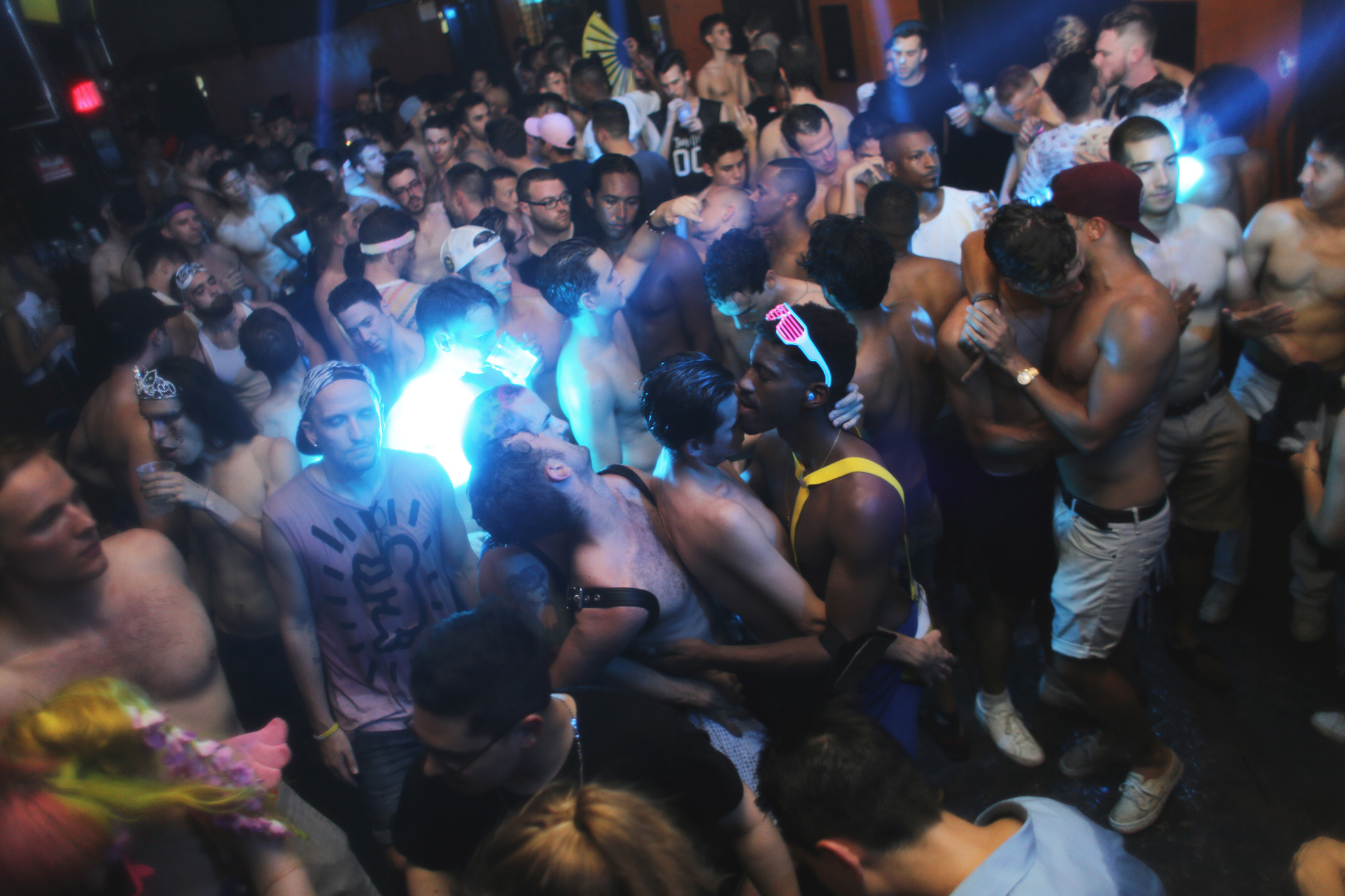 nyc gay night clubs