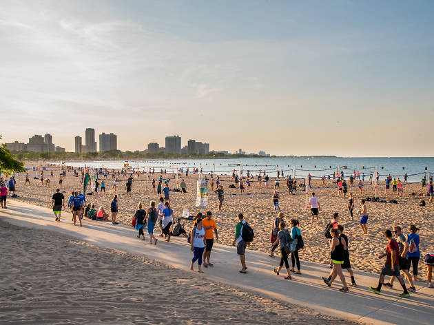 The 24 Best Chicago Beaches