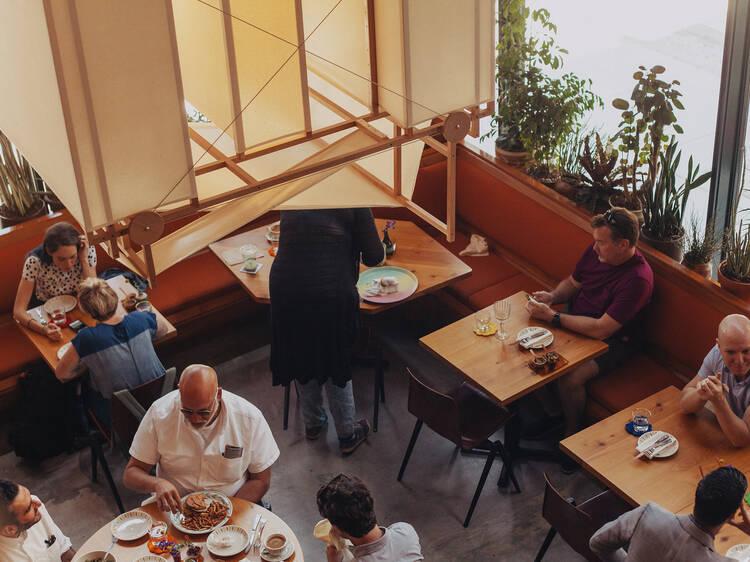 The Exchange Restaurant