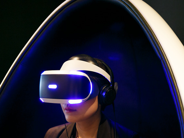 Virtual reality in Tokyo | Time Out Tokyo