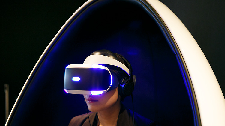 Virtual reality in Tokyo   Time Out Tokyo