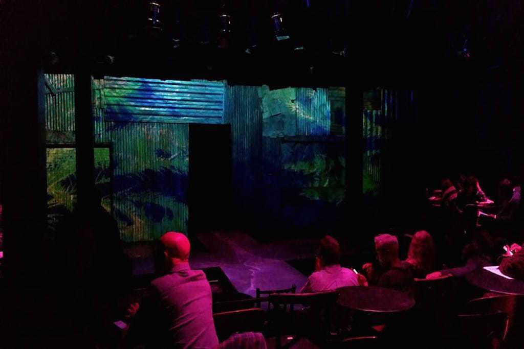Magic Theatre stage