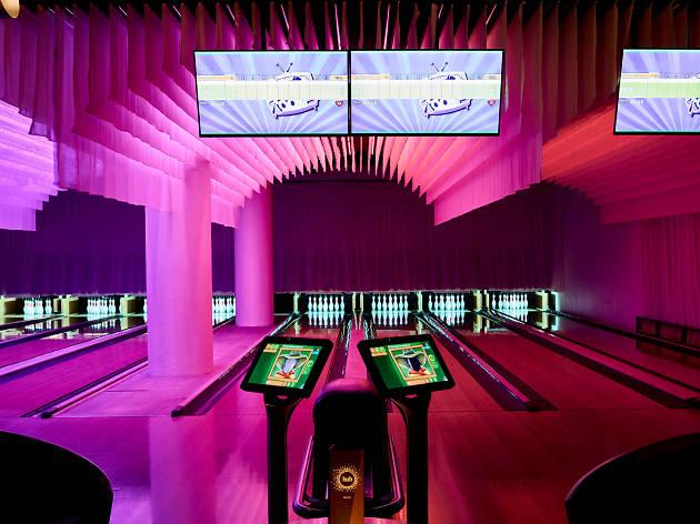 Kingpin Bowling Crown Melbourne