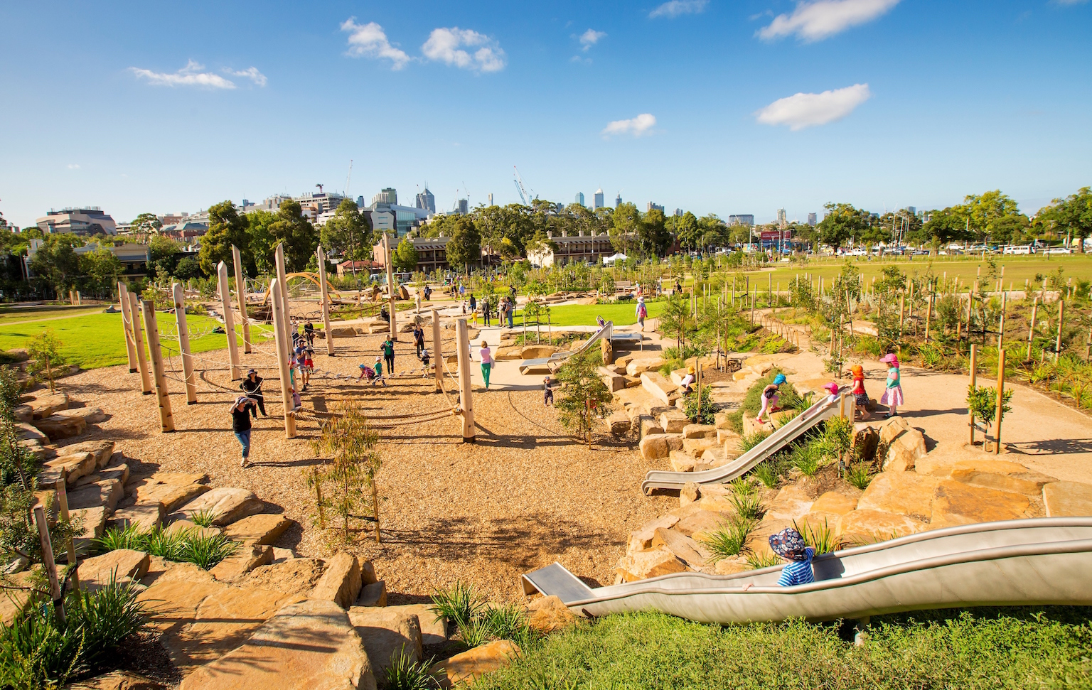The best playgrounds in Melbourne