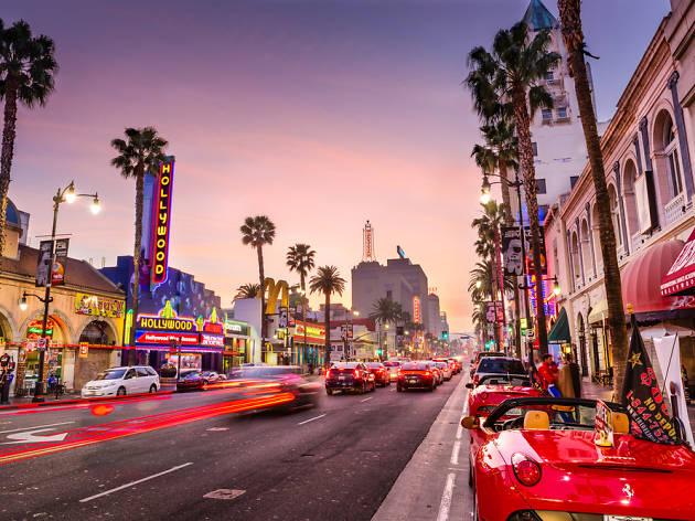 ¡Te regalamos un viaje a Los Angeles!
