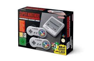 Atenció nostàlgics: ja hi ha data per la reedició de la Super Nintendo