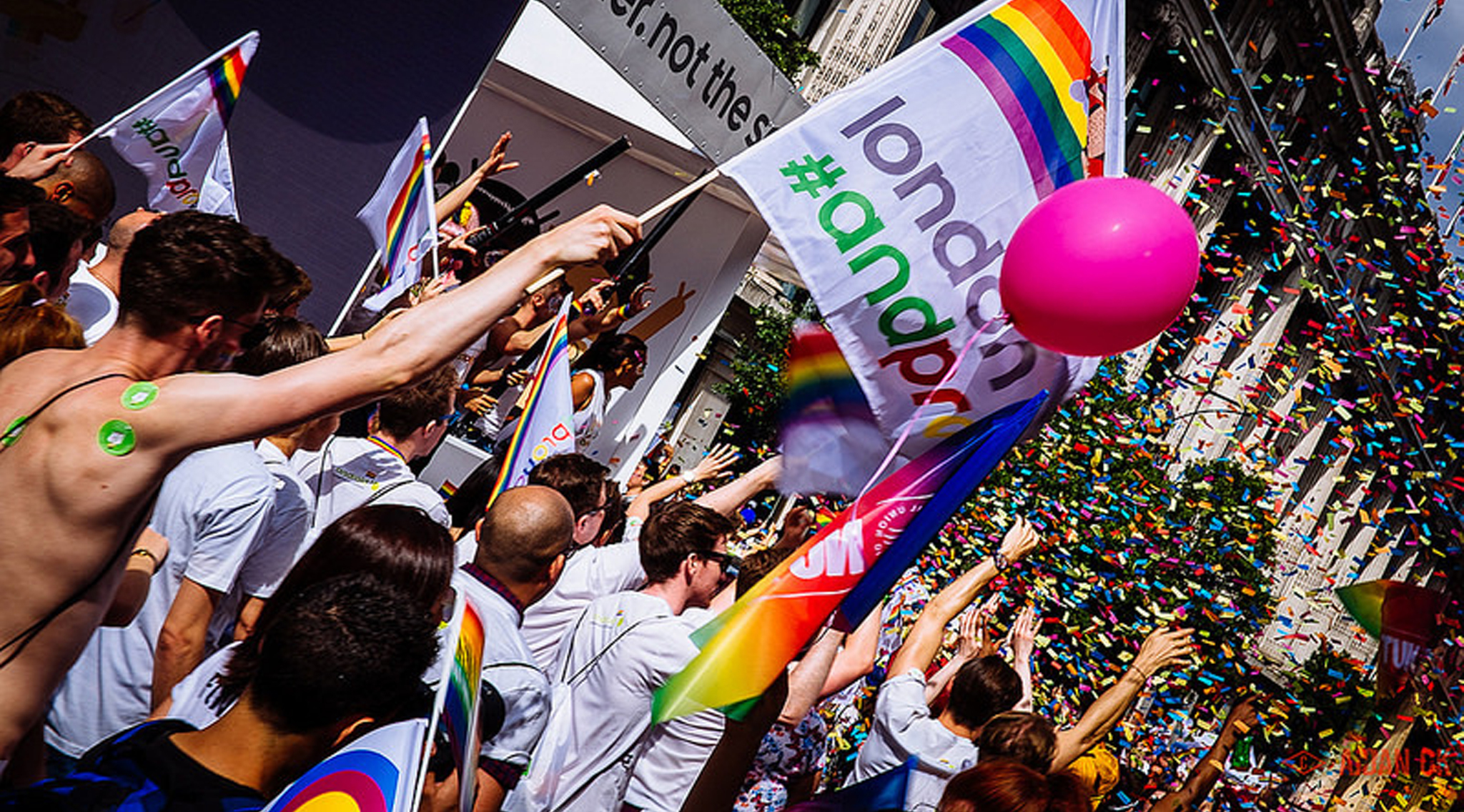 Pride in London 2018: best places to watch the parade