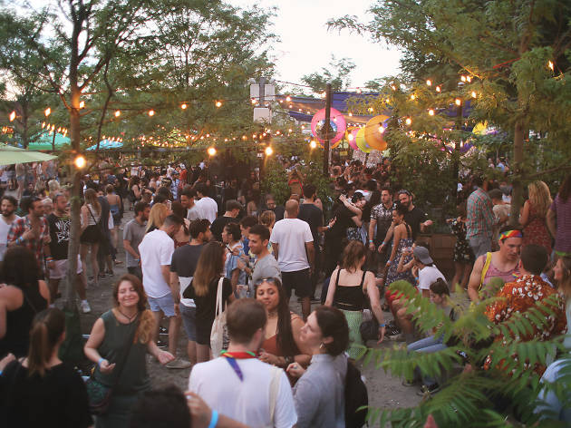 The best parties in NYC this month