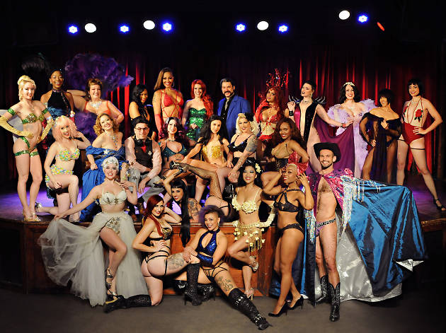 Wasabassco's Big Burlesque 4th of July Celebration