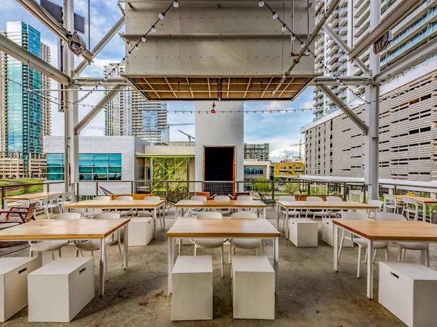 Take in the view at the best Austin rooftop bars