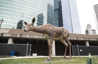 New public art installations have taken over the Chicago Riverwalk