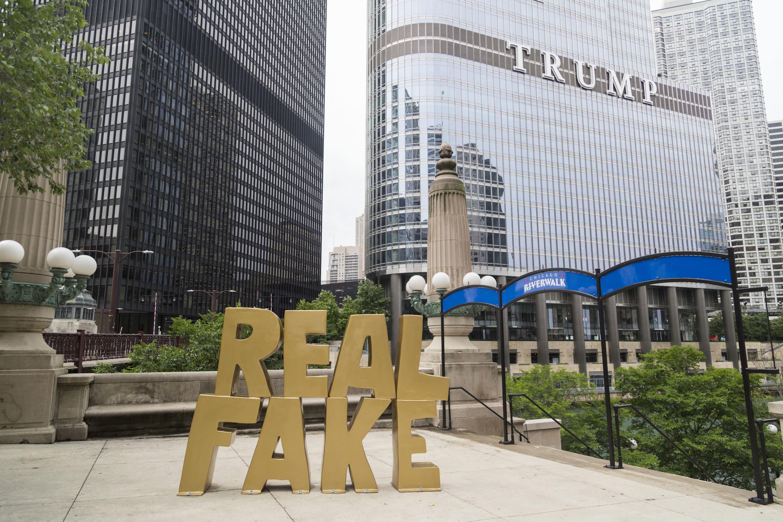 Real Fake, Scott Reeder