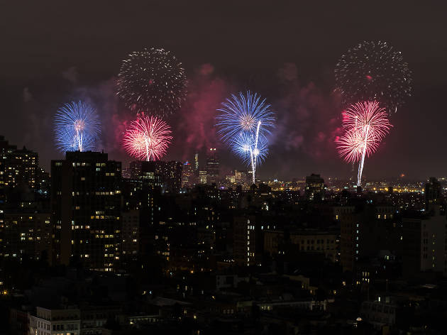 Fourth of July: 2016