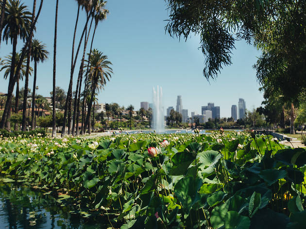 The 25 best parks in Los Angeles
