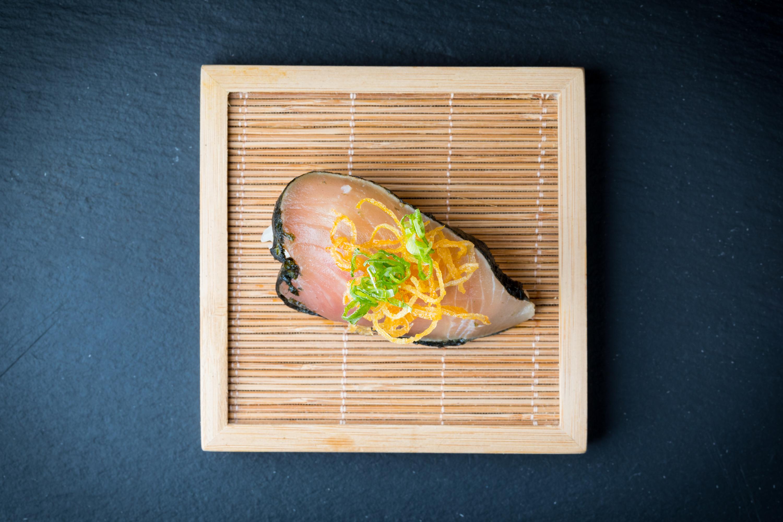 The Tasting Menu at Sushi Bar