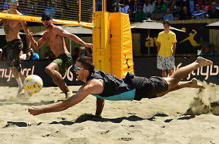 AVP San Francisco Open