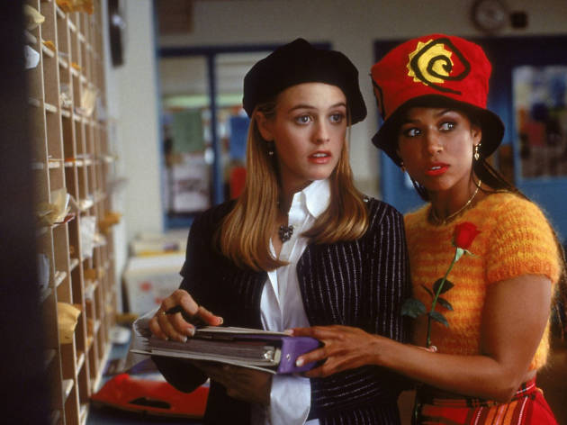 Rewind Wednesday: Clueless on VHS